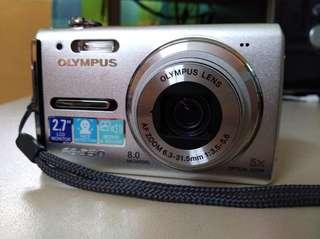 Olympus FE-330 Digital Camera