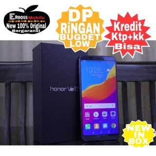 Huawei Honor View 10 (128/6GB) New-Cash/Kredit DP 2jt Ditoko Ktp+kk Wa;081905288895
