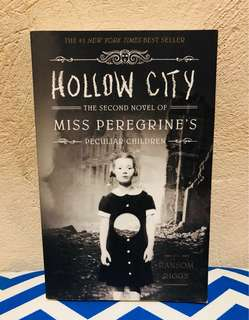 [Repriced] Hollow City (Miss Peregrine's Home for Peculiar Children)