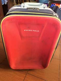 Swiss Polo Small Luggage