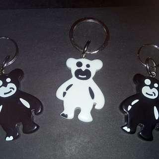 Bear Keychains