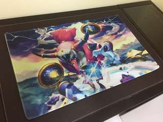 Large game mat play mat