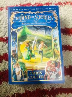 The land of stories beyond the kingdom