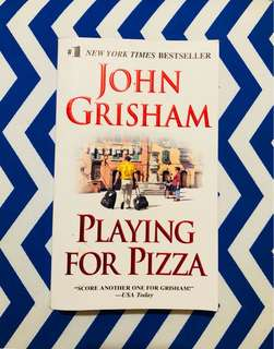 [Repriced] The Playing Pizza (John Grisham)