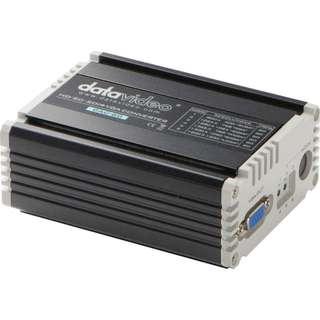 DATAVIDEO DAC-60 HD/SD-SDI to VGA Converter (3G/1080P) 3G/HD/SD-SDI input to VGA output Converter (Auto detect)