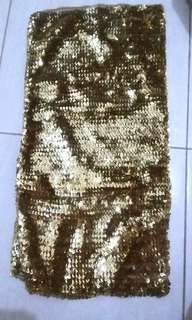 Dress mote/kemben manik""