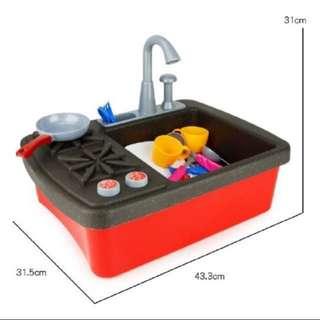 Kitchen Sink Toy Set