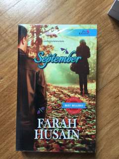 September Farah Husain