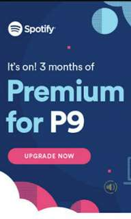 Spotify for 3months *NEW* *HOT PROMO*