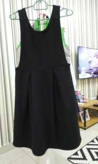Dress - Black - Polyester
