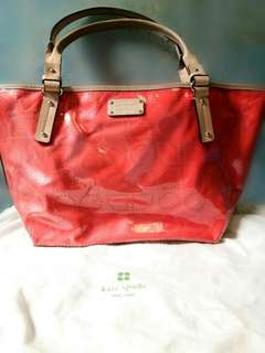 Authentic Jelly Kate Spade Bag