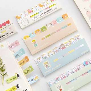 Sticky Memo / Post It Notes / Stick Post-it Pad / Stick Marker / Memo Planner / To-do list