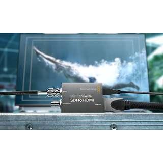 BLACKMAGIC Micro Converter SDI to HDMI wPSU