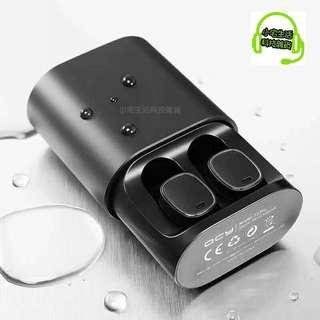 全新現貨!超高顏值! Air QCY T1 Pro 分離式藍牙耳機 Qcy T1 Pro Separate Wireless Bluetooth Headset Mini Sport Running Ear-type Universal Drive