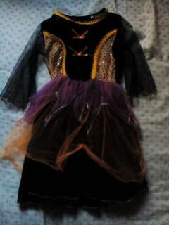 Black Kids Gown