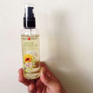 Human Nature Cleansing Oil