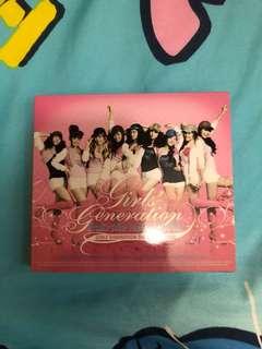 Girls' Generation 少女時代 The 1st Asia Tour 2CD