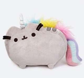 Pusheen Cat Unicorn and Dino Plush Toy