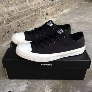 Converse CTAS II/2 Ox/Low Black/White (Original 100%)