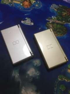 Nintendo ds rare gold silver