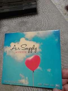 Cd, original, Air supply acoustic