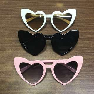 Heart Sunnies Shades Sunglasses
