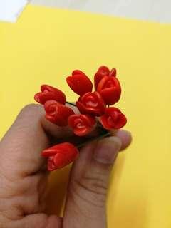 🆕 red tulip for terrarium