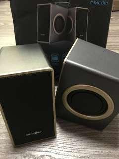 **50% OFF** Mixcder MSH169 USB2.0 Multimedia Speaker
