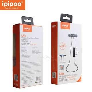 IPIPOO iL95BL Wireless Smart Sports Stereo Earpiece
