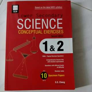 Lower Secondary Science