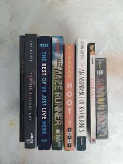 Teen Book Bundle