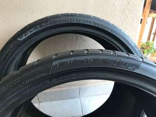 JAPAN tyres 20 inch