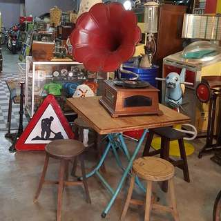 Antique and Props Shop
