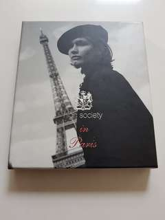 CD(SOLD) High Society - In Paris