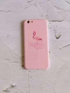 🚚 紅鶴粉色iphone殼手機殼