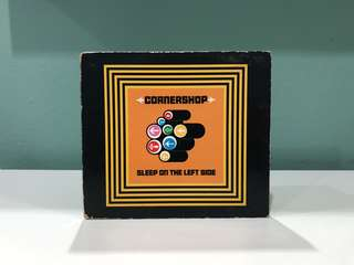 Cornershop Sleep On The Left Side CD
