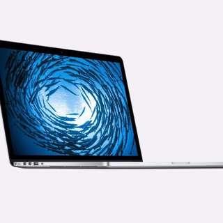 MacBook Pro macOS Sierra version 10.12.1 LF Prospective buyer