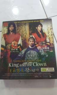 King and the Clown VCD