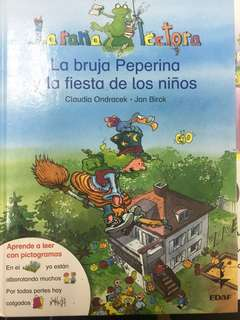 Spanish kids books