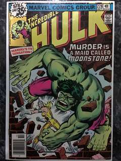 INCREDIBLE HULK #228