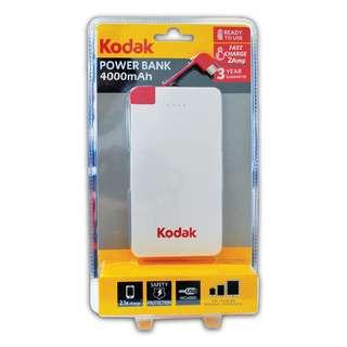 Kodak 4000mah Powerbank