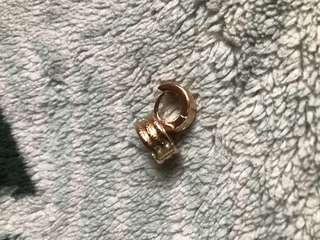 Dubai Rose Gold Earring collections