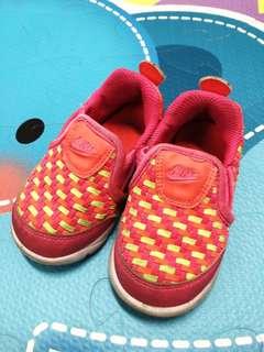 🚚 免費送❤️Nike 編織鞋12公分