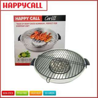 Magic Roaster Happy Call Pemanggang Daging Ayam Ikan Tanpa Arang