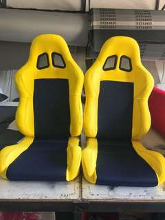 BBS sport seat