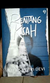 Novel Rentang Kisah by Gita Savitri