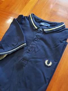 Frd Perry polo shirt (ralph jack wills paul smith Tommy 衫 t裇