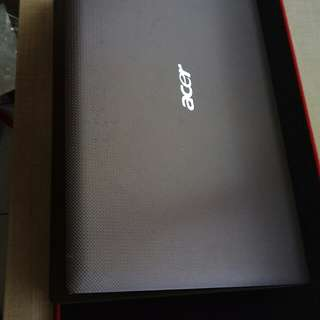 Acer Gaming laptop for 15.6 inches