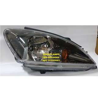 MITSUBISHI LANCER CS3 2006-2010 HEAD LAMP / HEAD LIGHT (NEW)