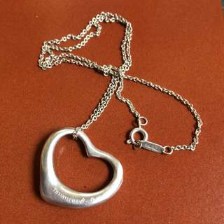 Kalung Tiffany And Co Open Heart
